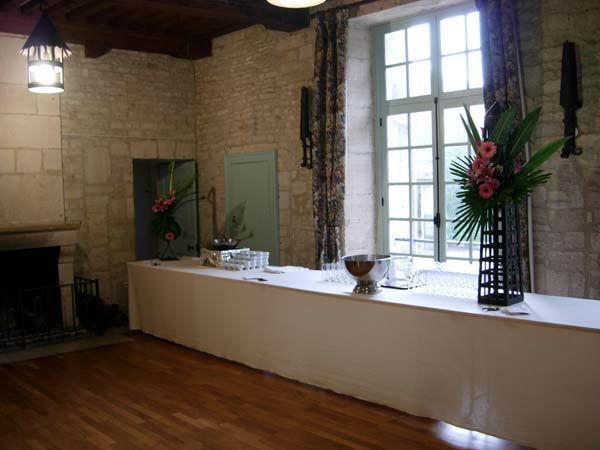 Petite Salle - Chateau de Creully
