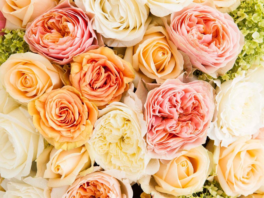 Beispiel: Blumen für Ihre Hochzeit, Foto: Gammacatering.