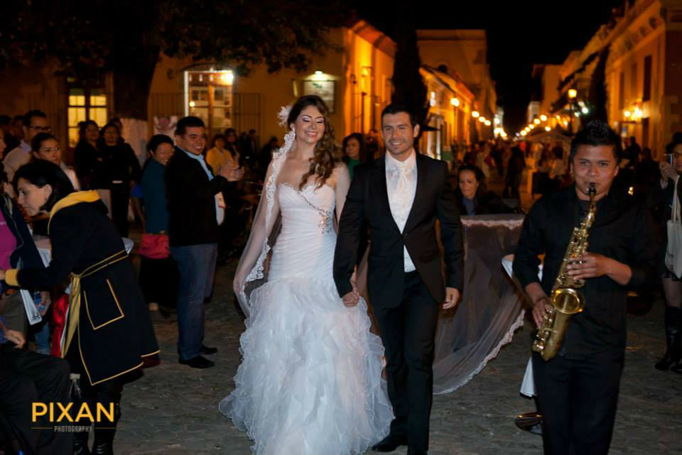 Lorena Puente, bodas y eventos