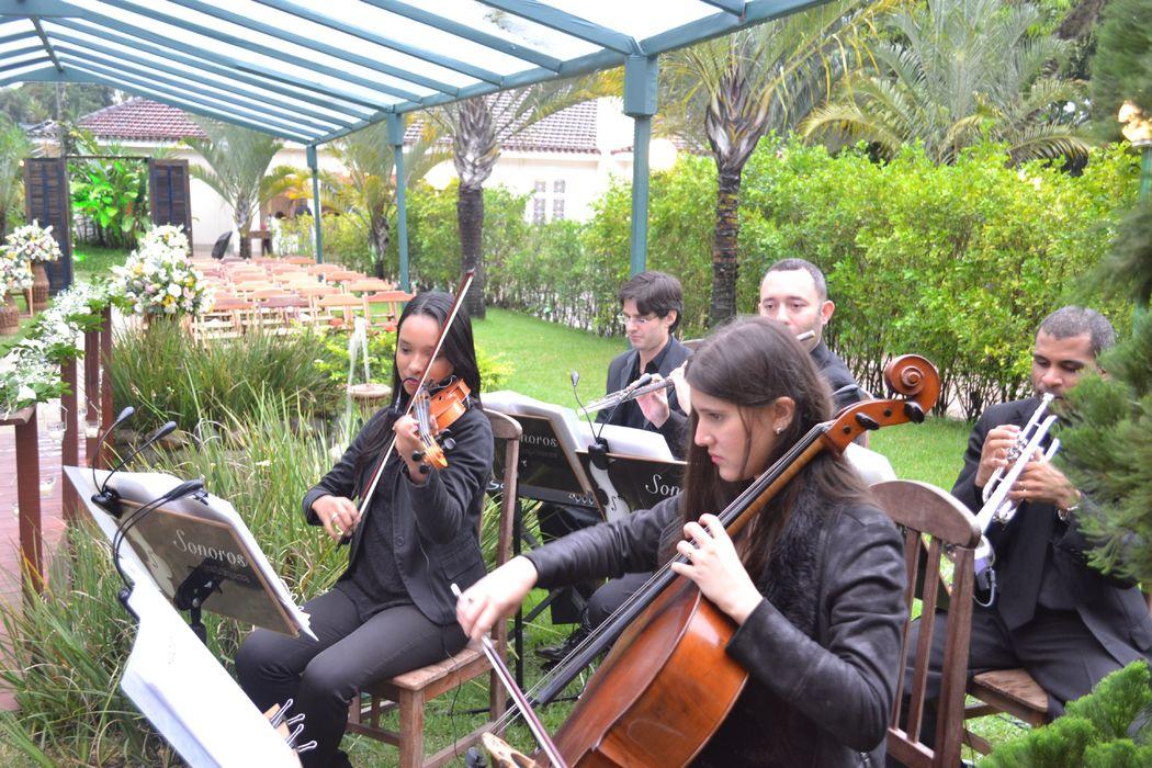 Sonoros Coral e Orquestra