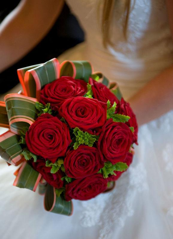 Beispiel: Wunderschöne Brautsträuße, Foto: Hochl & Co.