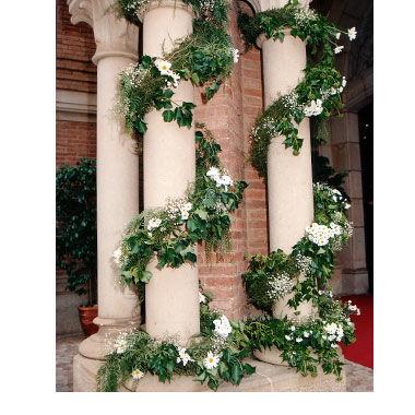 Decoración de espacios para bodas