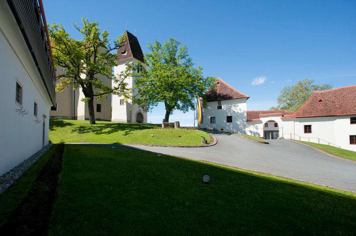 Beispiel: Schlosshof, Foto: Schloss Seggau.