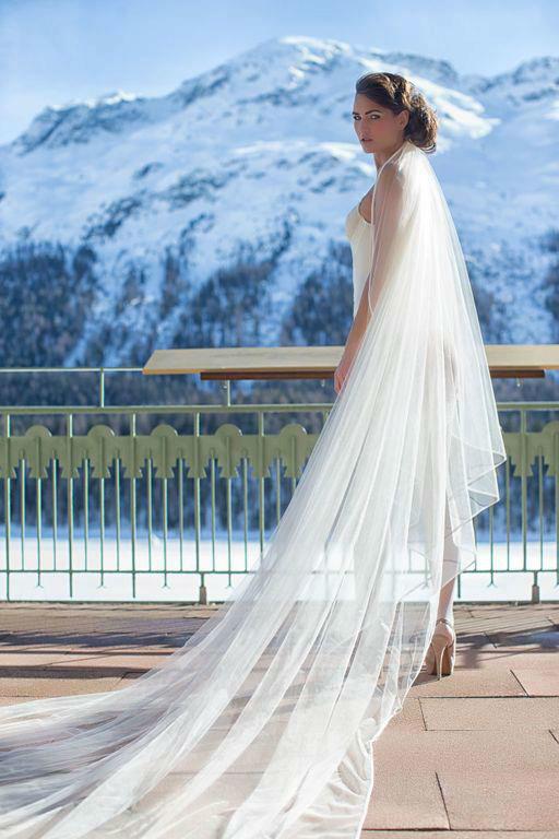 Beispiel: Beauty für die Braut, Foto: Judy Stettler Make-up Artist.