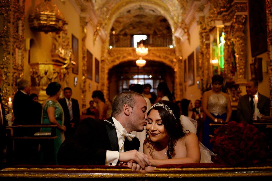 bodas en san francisco acatepec