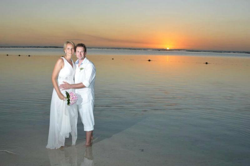 Beispiel: Romantik pur, Foto: LUX*Resorts.