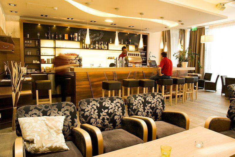 Beispiel: Lobby-Bereich, Foto: Hotel Krainerhütte.