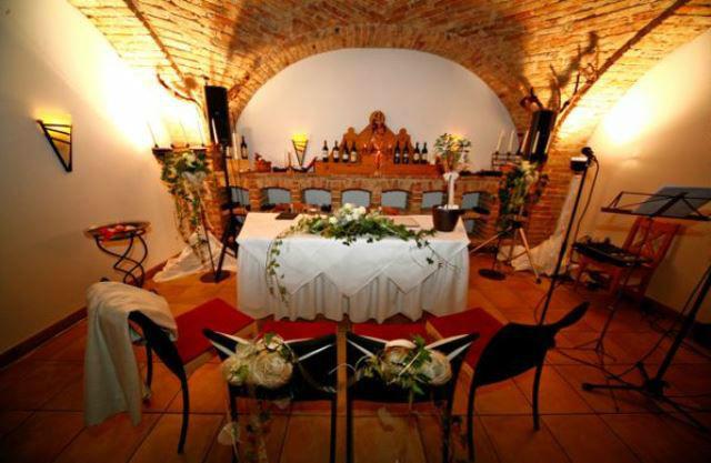 Beispiel: Hochzeitsdekoration, Foto: Hadrigan Blumen Ambiente.
