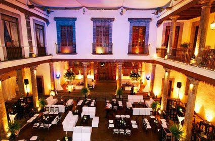 Bodas en el Museo Casa De La Bola en la Ciudad de México