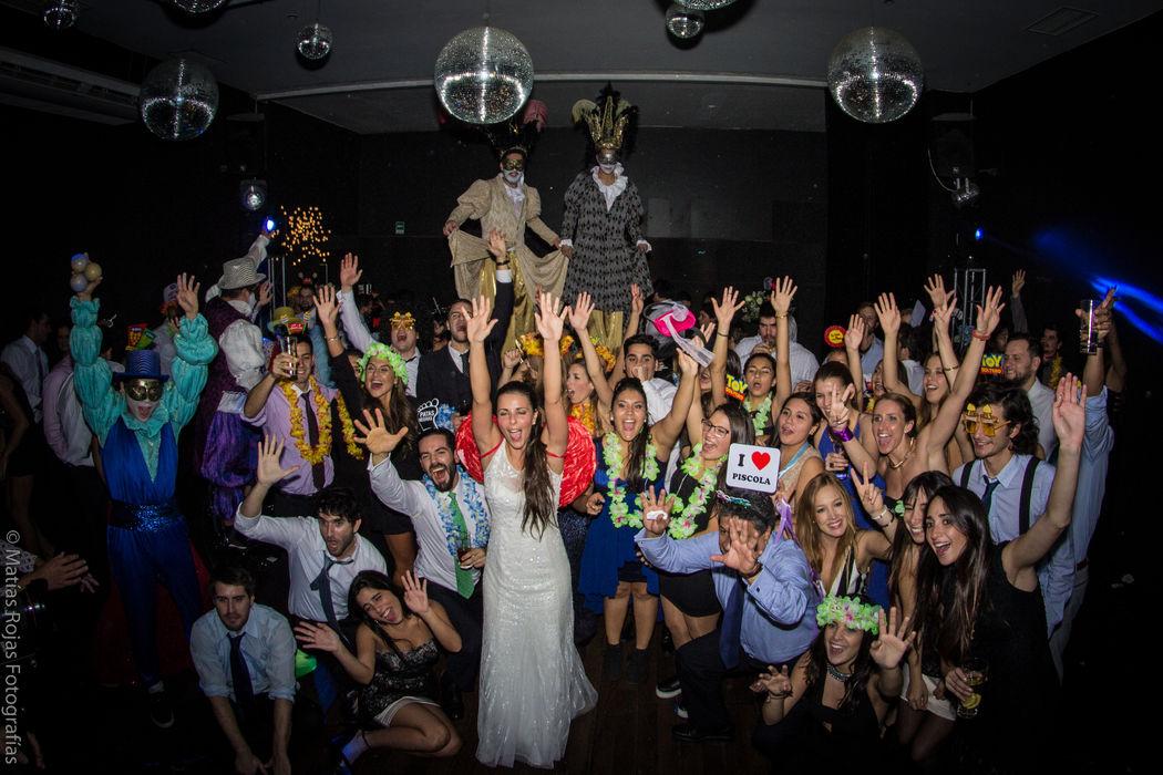 Carnaval fantasía Venecia