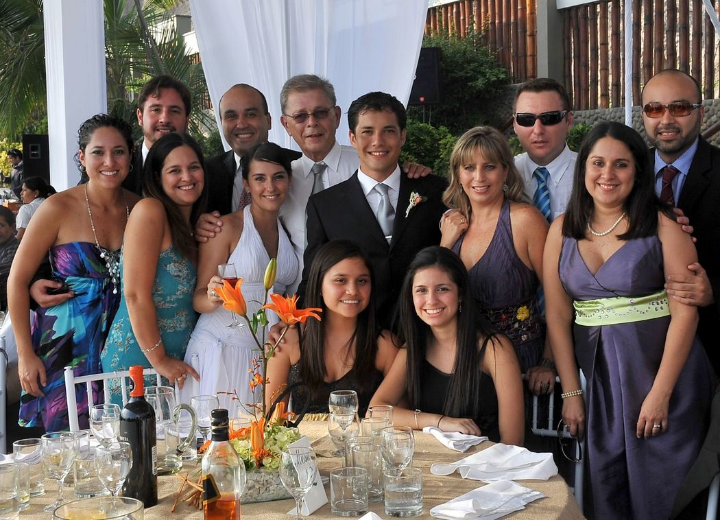 5 novias de la familia Halbich que un día confiaron en nosotros :)
