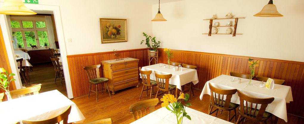 Beispiel: Gaststube, Foto: Landgasthof Stahmer.