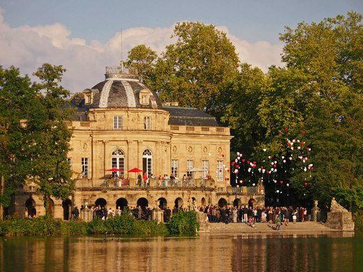 Beispiel: Hochzeit im Schloss, Foto: Butterfly Dreams.