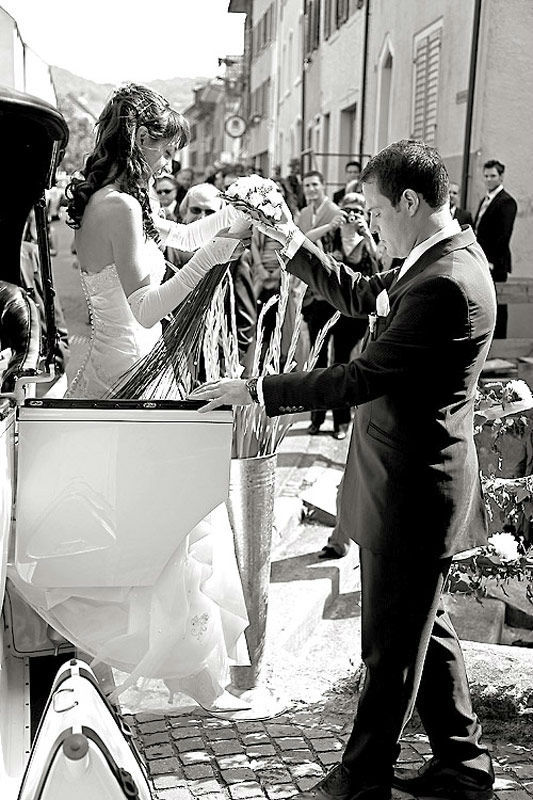 Beispiel: Ihre Hochzeitsreportage, Foto: Hochzeit Fotograf Thomas Hinder.