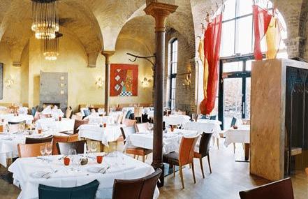 Beispiel: Innenbereich, Foto: Restaurant Basil.