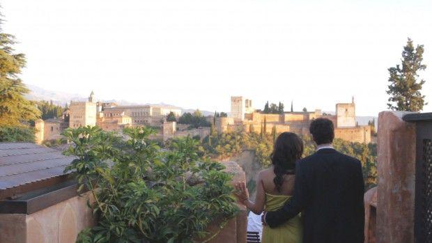Boda Granada, Boda Barcelona, Boda Málaga, Video boda Granada