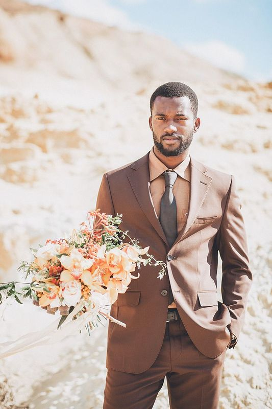 стилизованная свадебная съемка