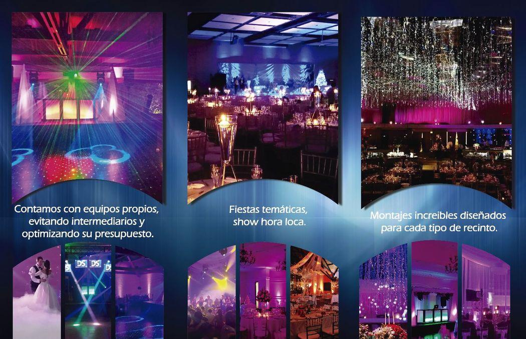 Conoce nuestros servicios, somos expertos en bodas, info@djdiegosanchez.com 314-3815827