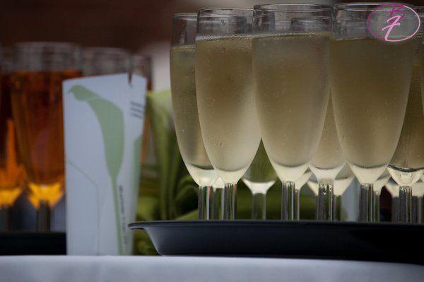 Beispiel: Fotos von der Hochzeitsfeier, Foto: Frances-Photography.