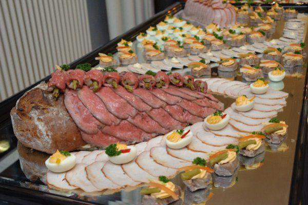 Beispiel: Wurst, Foto: Catering Hotel Ambassador.