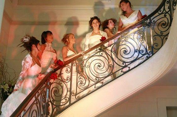 Robes de mariées - Laetitia MacLeod