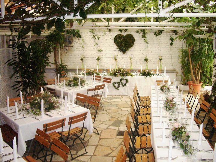 Beispiel: Palmenhaus - die perfekte Hochzeitslocation, Foto: Botanikum.