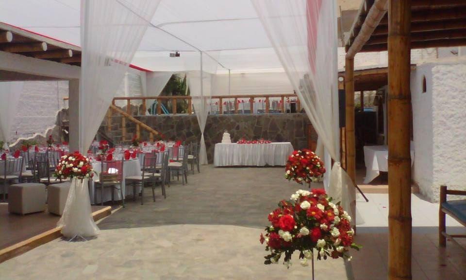 Matrimonio Basico en la Playa. ( Punta Negra )