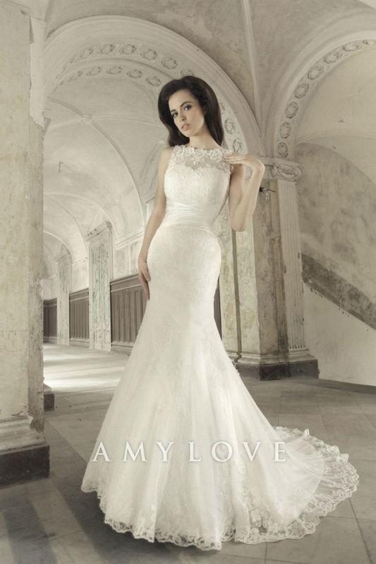 Alecta - Amy Love Bridal