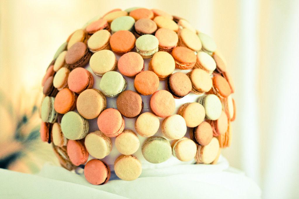 Beispiel: Makrönchen, Foto: Makrönchen Manufaktur.