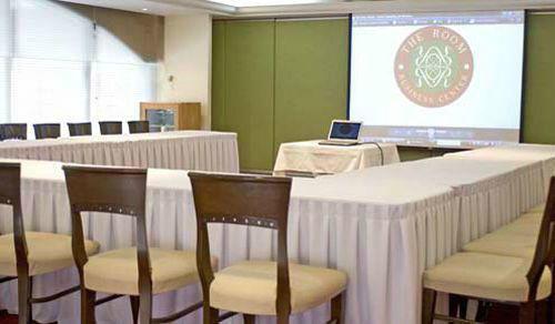 The Room Business Center en La Ciudad de México