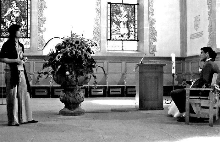 Beispiel: Ai Yen, Foto: Hochzeitssängerin Ai Yen.