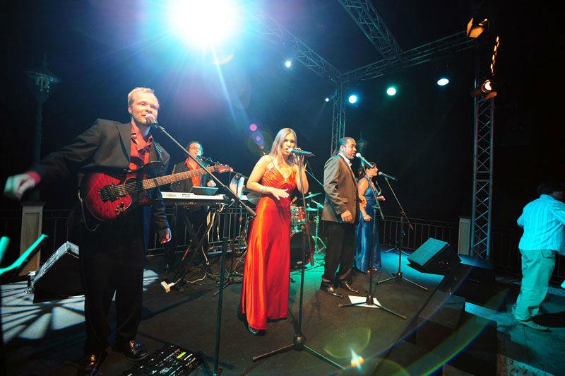 Beispiel: Ihre Tanzband, Foto: Da Capo Music.