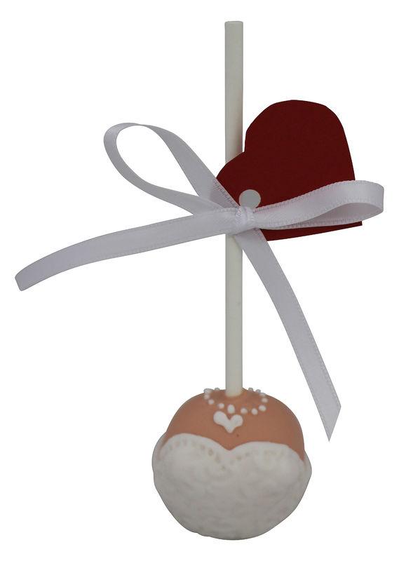 Sweet Treat ist der schweizweit einzige Cake-Pop Shop und bietet eine grosse Auswahl an Sujets. Nicht nur zur Hochzeit. Als Giveaway, Tischkärtchen oder Sweet Table. Foto: Sweet Treat.
