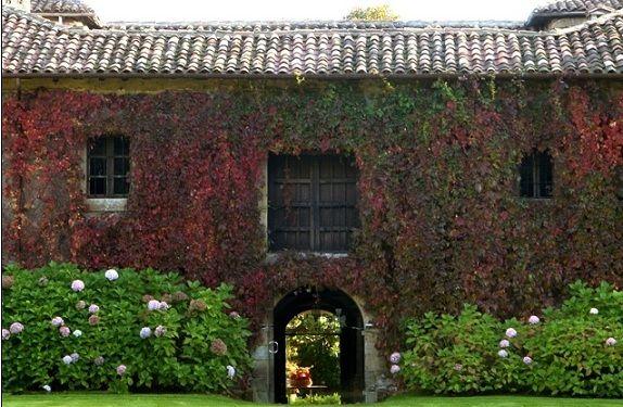 Vista de exteriores del Palacio