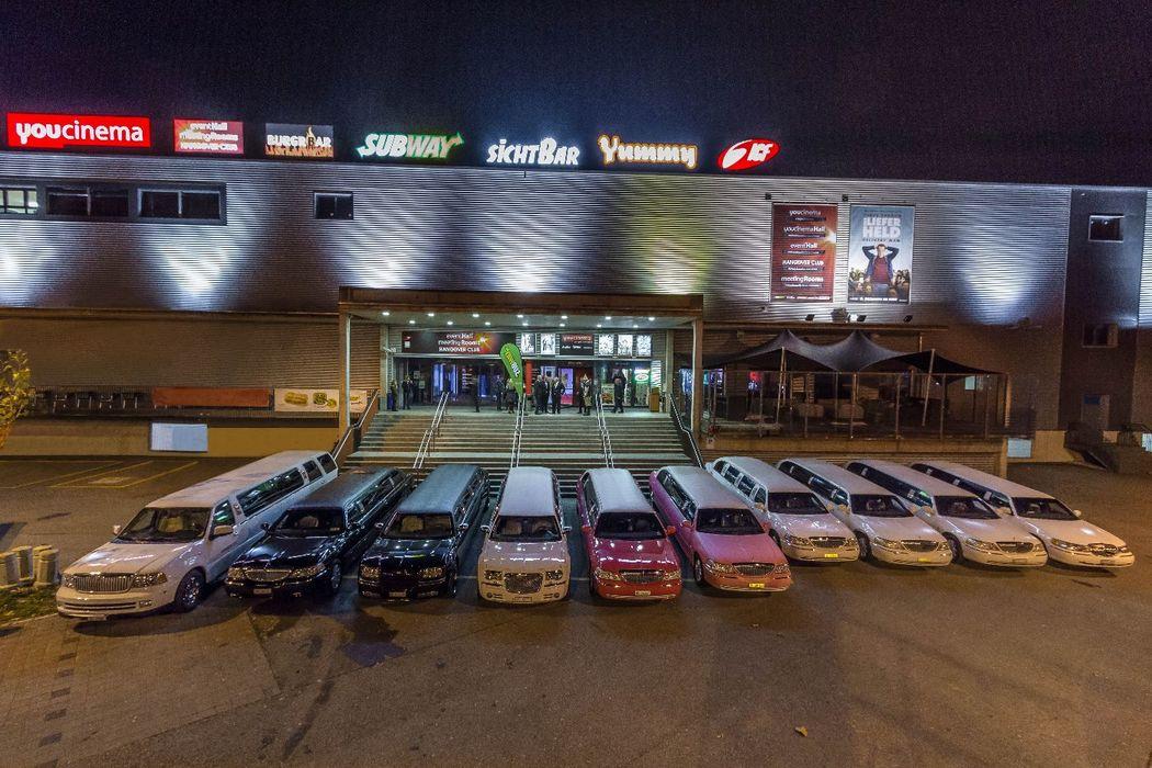 Kiwis Limousinen grösste Auswahl an Stretch- und Oldtimer Limousinen Schweiz
