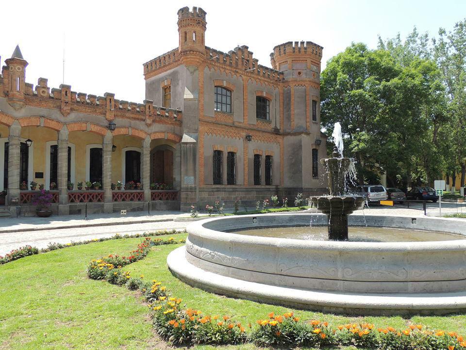 Hacienda Soltepec en Tlaxcala