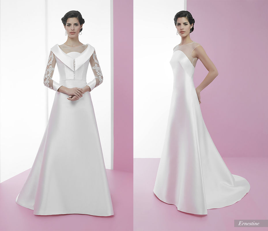 Ernestine, Miquel Suay Bridal Collection 2016