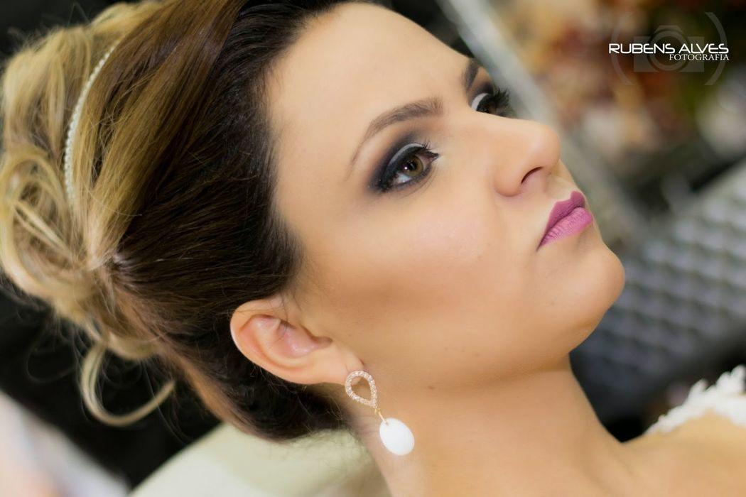 Angélica Fabrícia Espaço de Beleza. Foto: Rubens Alves Fotografia