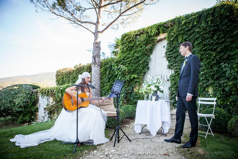 Mariage en Provence. La Bastide de Marie.