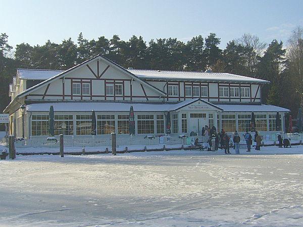 Beispiel: Außenansicht - Winter, Foto: Neu Helgoland.