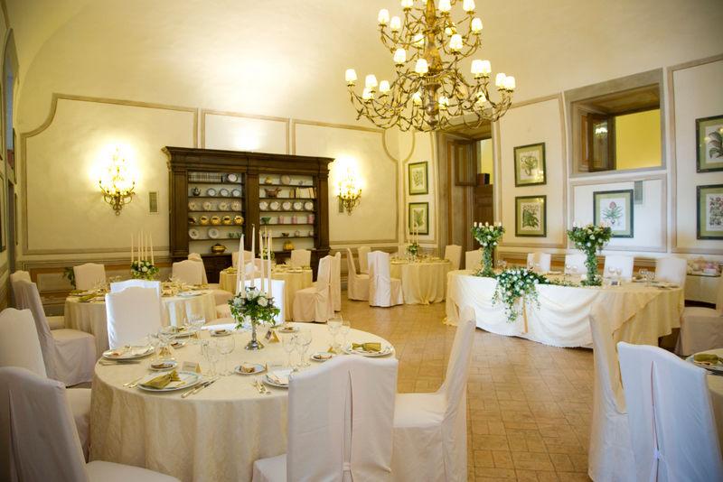 Park Hotel Villa Grazioli: Sala Banchetti