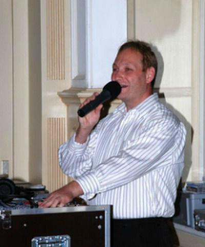 Beispiel: DJ Sven Wiese, Foto: DJ Sven Wiese.