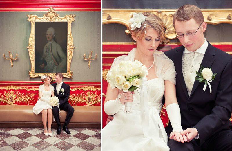Beispiel: Originelle Fotos von Ihrer Hochzeit, Foto: Julia Sikira Photography.