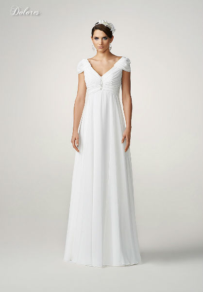 Suknia ślubna z kolekcji Gala 2013