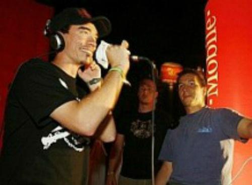 Beispiel: Michael Staribacher, Foto: DJ Stari.