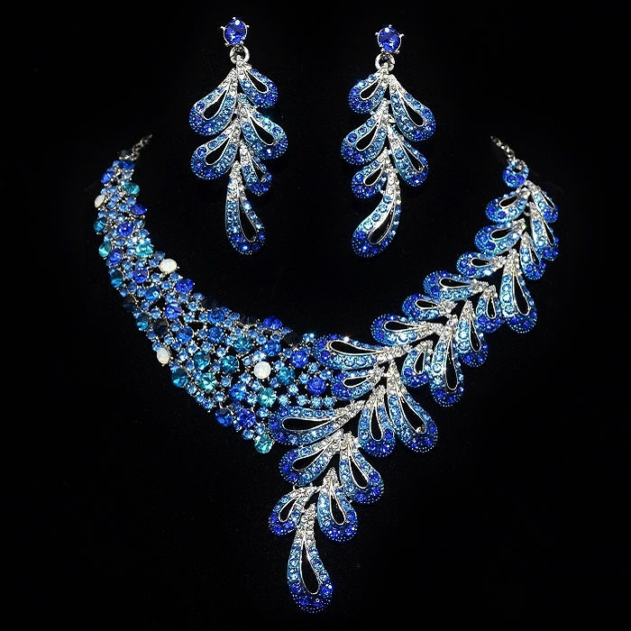 Parure de bijoux Chloé - Bijoux de Mariage