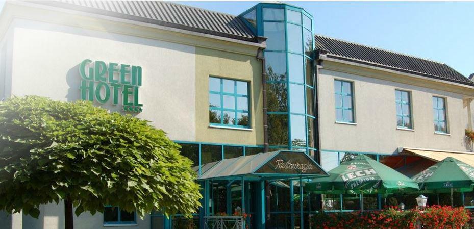 Sala weselna Green Hotel