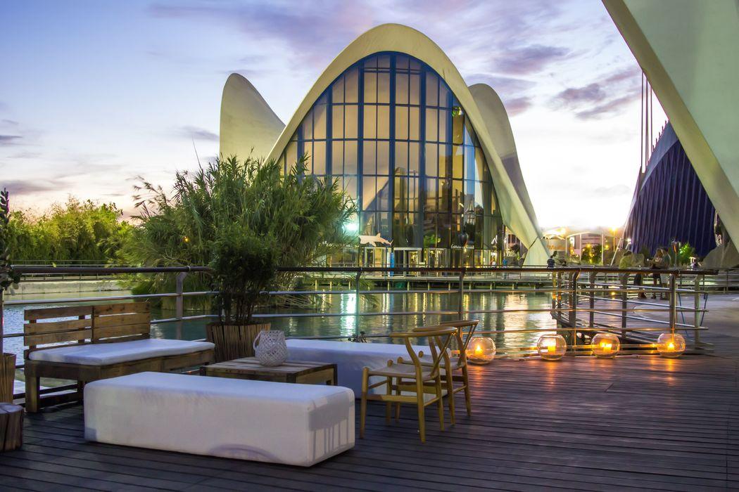 Chill Out Restaurante Submarino Oceanogràfic