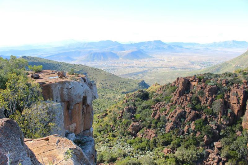 Beispiel: Atemberaubende Landschaften Afrikas, Foto: Madiba.de.