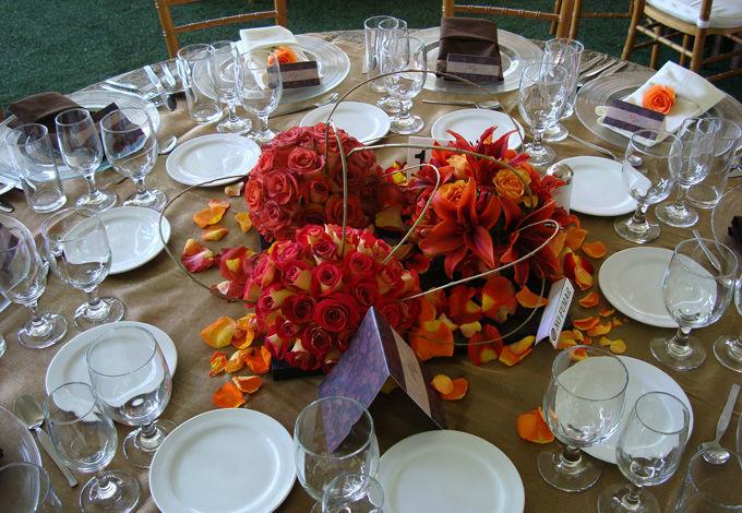 Tamboo Flores, empresa de arreglos florales para tu boda en el DF